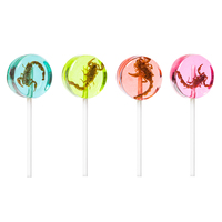 Eat Crawlers: Scorpion Lollipop