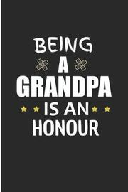 Being A Grandpa Is An Honour by Debby Prints image