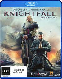 Knightfall - The Complete Second Season on Blu-ray image
