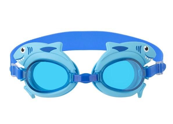 Sunnylife: Shaped Swimming Goggles - Shark (3-9)