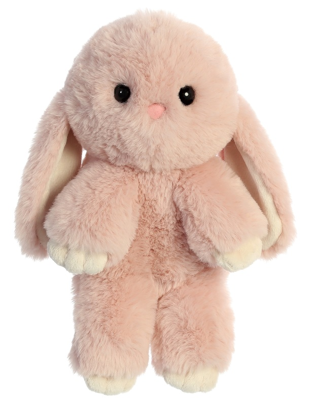 Aurora: Minkies Bunny - Small Plush