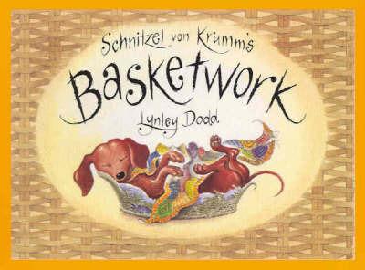 Schnitzel Von Krumm's Basketwork by Lynley Dodd image