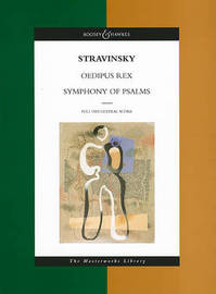 Oedipus Rex/ Symphony of Psalms by Igor Stravinsky