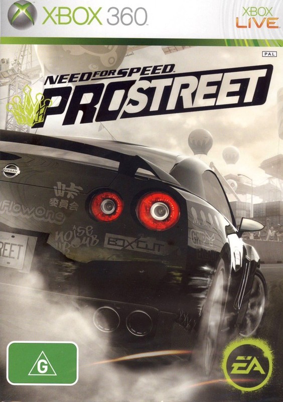 Need for Speed ProStreet for Xbox 360