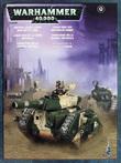 Warhammer 40,000 Imperial Guard Leman Russ Battle Tank