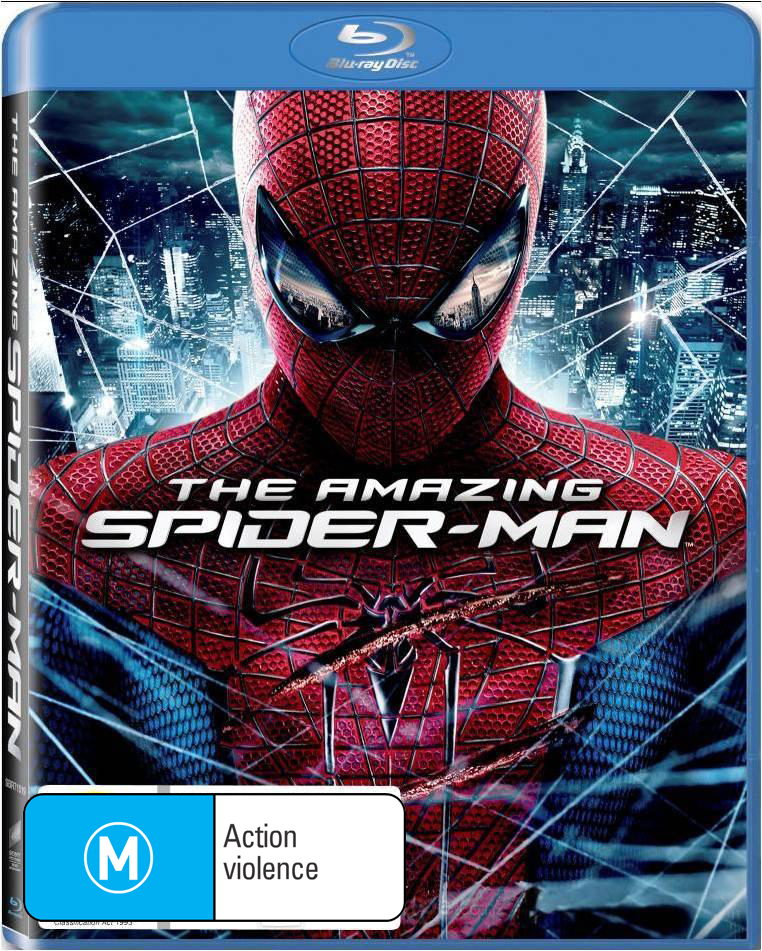The Amazing Spider-Man on Blu-ray image