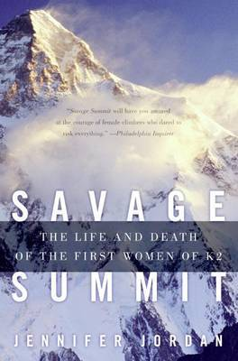 Savage Summit by Jennifer Jordan image