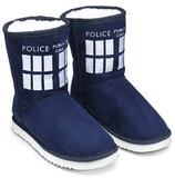 Doctor Who TARDIS Women's Ugg Boots (Size 10)