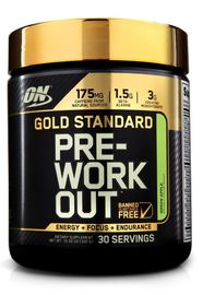 Optimum Nutrition Gold Standard Pre-Workout - Green Apple (300g) image