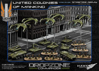 Dropzone Commander: UCM Plastic Starter Army