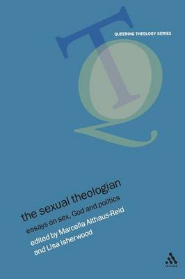 The Sexual Theologian by Marcella Althaus-Reid image