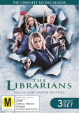 The Librarians - Season 2 DVD