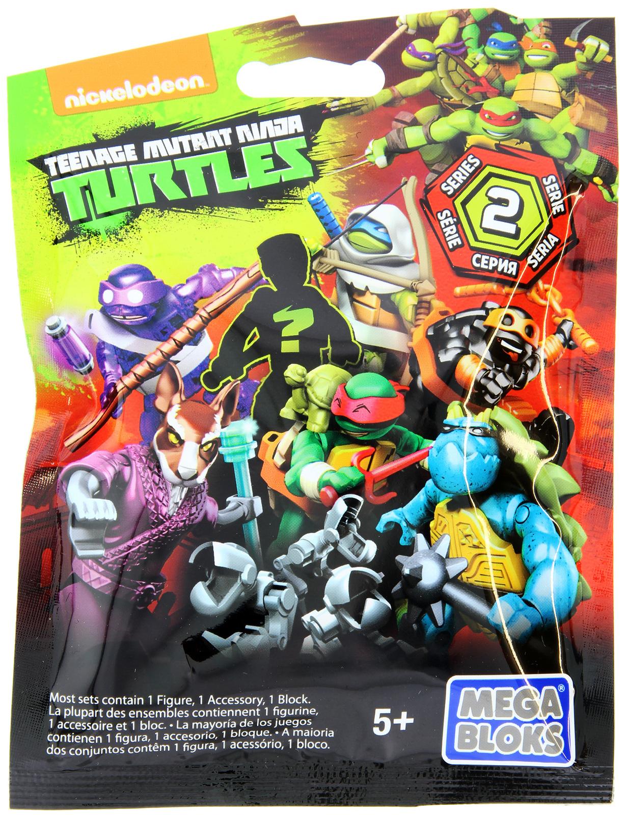 Mega Bloks Teenage Mutant Ninja Turtles Micro Action