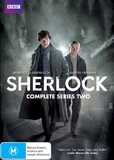 Sherlock - Complete Series Two on DVD