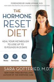 The Hormone Reset Diet by Sara Gottfried
