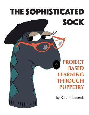 The Sophisticated Sock by Karen Konnerth image