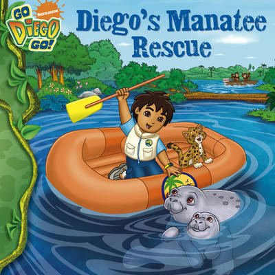 Diego's Manatee Rescue by Nickelodeon image