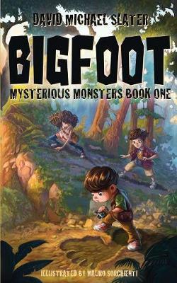 Bigfoot by David Michael Slater image