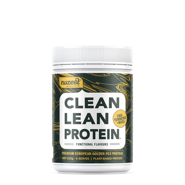 Clean Lean Protein Functional Flavours - 225g (Chai Turmeric) image