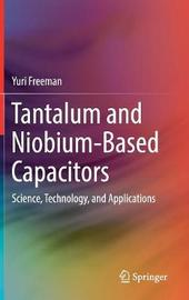 Tantalum and Niobium-Based Capacitors by Yuri Freeman image