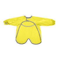 b.box Smock Bib - Lemon Sherbert