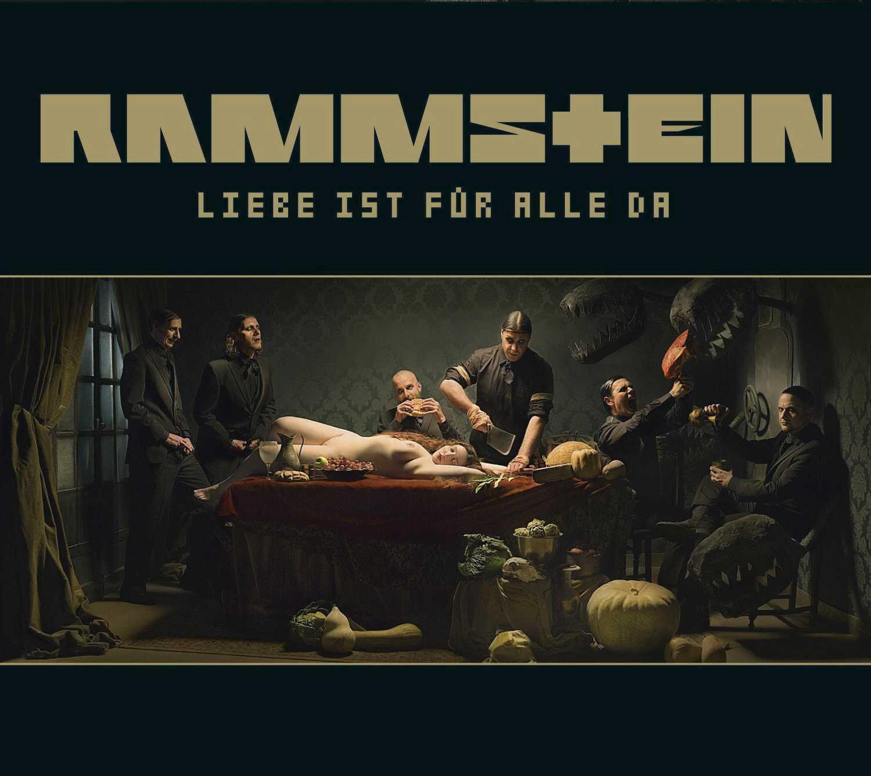 Liebe Ist Für Alle Da by Rammstein image