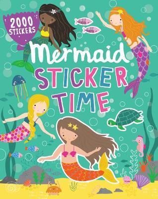 Sticker Time Mermaids