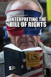 Interpreting the Bill of Rights image