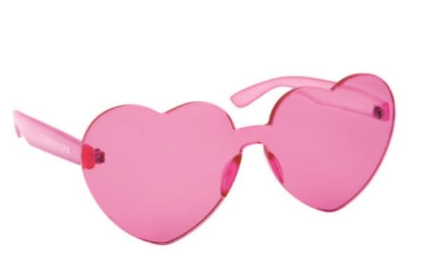 Sunnylife: Heart Sunnies - Pink