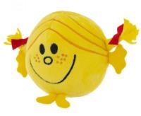 Mr Men & Little Miss: Little Miss Sunshine - Character Plush