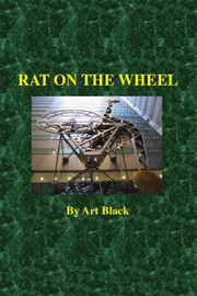Rat on the Wheel by Art Black image