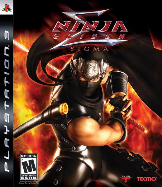 Ninja Gaiden Sigma for PS3