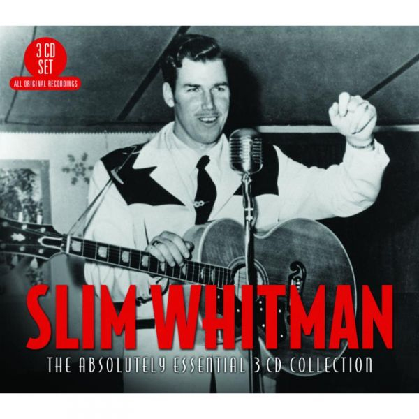 The Absolutely Essential 3CD Collection by Slim Whitman