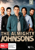 The Almighty Johnsons - Series 2 DVD