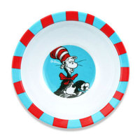Dr. Seuss Cat in the Hat Bowl
