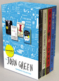 John Green Paperback Collection Box Set (4 Books) by John Green