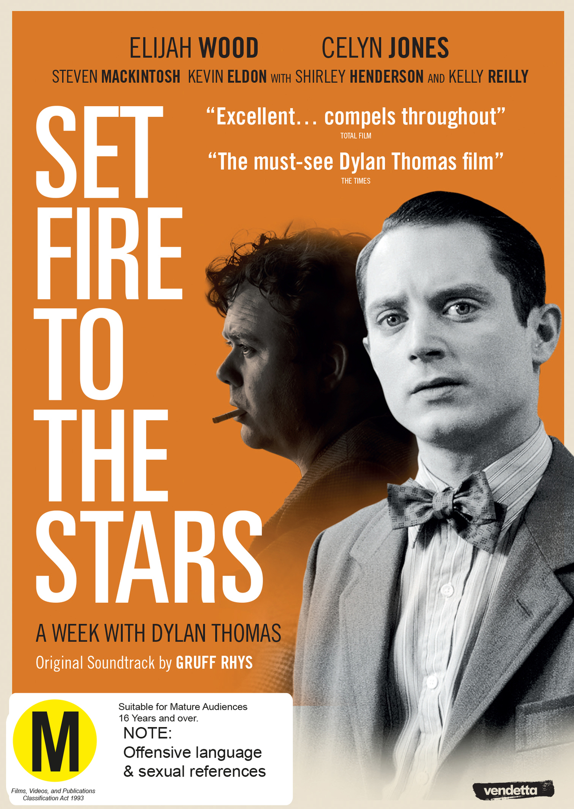 Set Fire To The Stars on DVD image