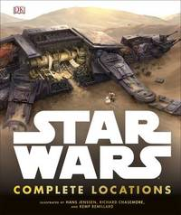 Star Wars Complete Locations by DK