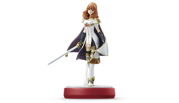 Nintendo Amiibo Celica - Fire Emblem Collection for