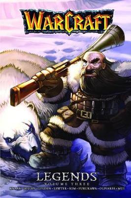 Warcraft: Legends Vol. 3 by Christie Golden