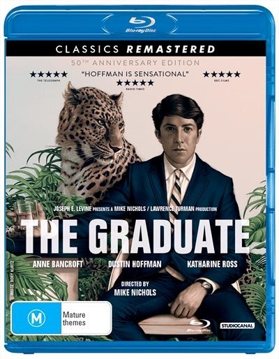 The Graduate (50th Anniversary Edition) on Blu-ray image