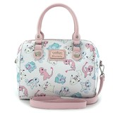 Loungefly Pokemon Starters Pastel Duffle Bag