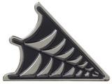 Sourpuss: Kustom Kreeps - Spiderweb Enamel Pin