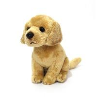 Dog: Bailey Junior Sitting Yellow Labrador 15Cm