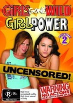 Girls Gone Wild - Girl Power: Vol. 2 - Uncensored! on DVD