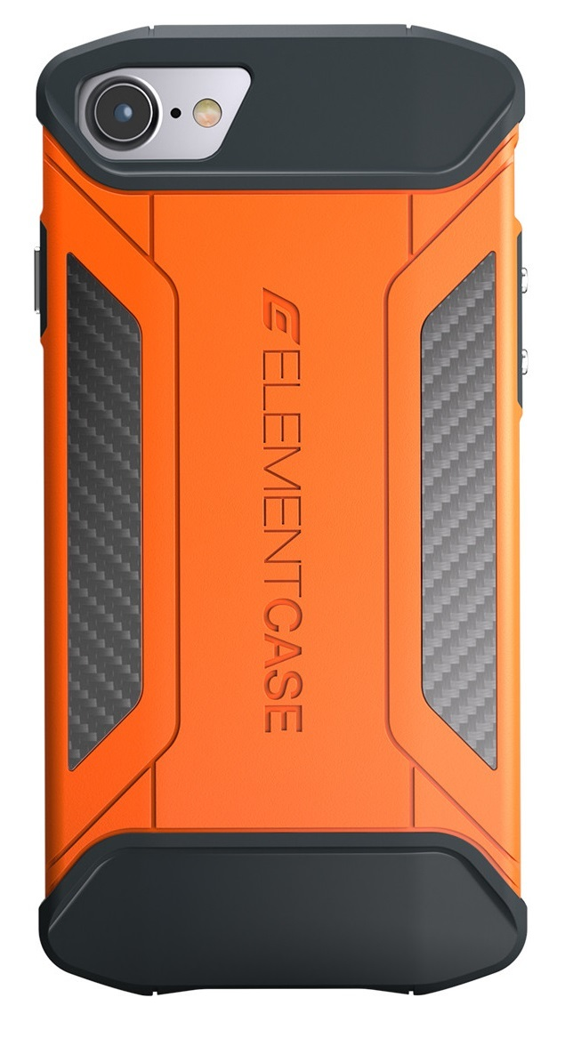Element: CFX Reinforced Case - For iPhone 7 (Orange) image