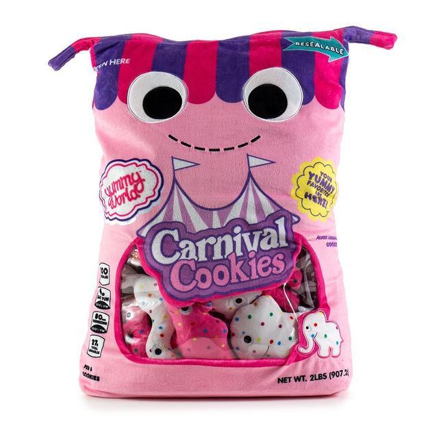 Yummy World: Chloe & The Carnival Cookies - XL Plush