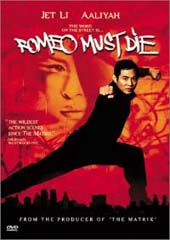 Romeo Must Die on DVD