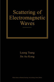 Scattering of Electromagnetic Waves: v. 3 by Tsang Leung image
