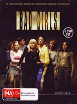 Bad Girls - Series 7 (4 Disc Box Set) on DVD